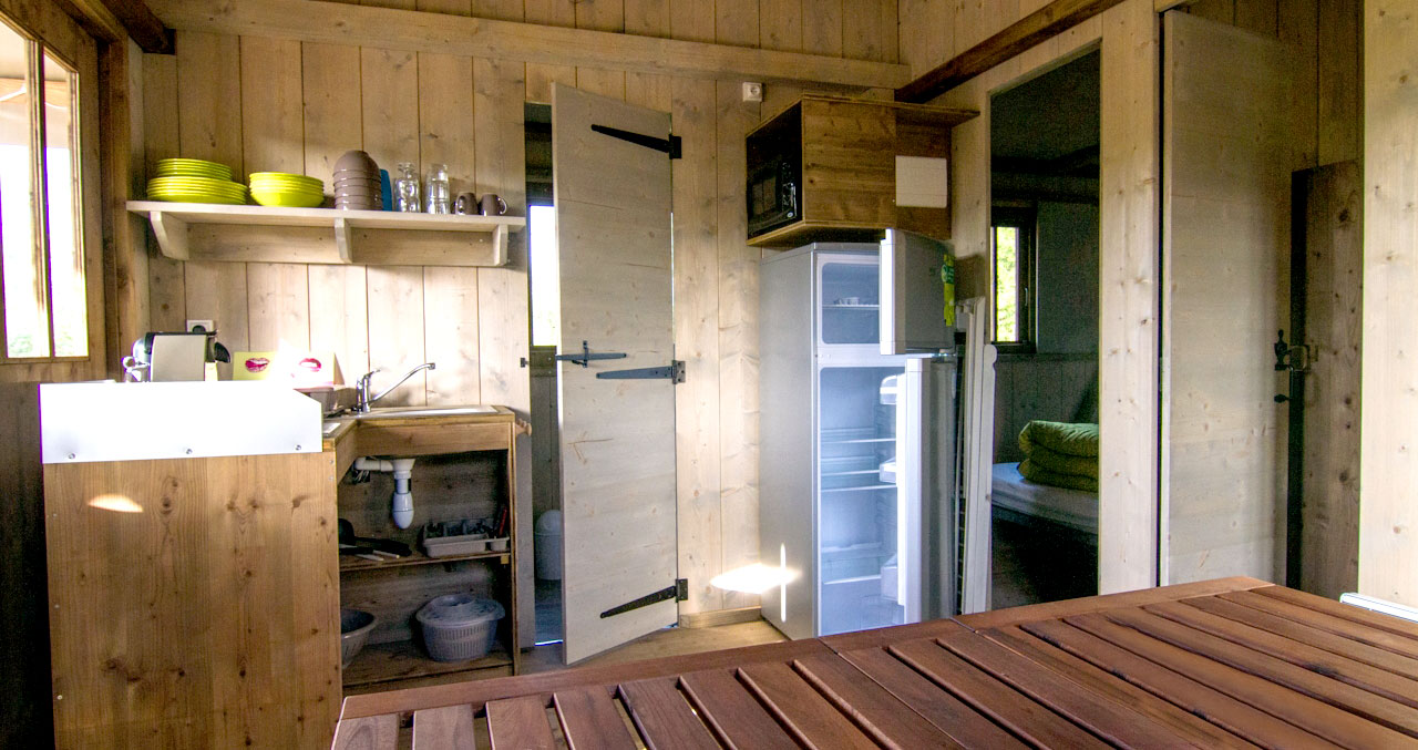 Ecochalet 5 to 7 people